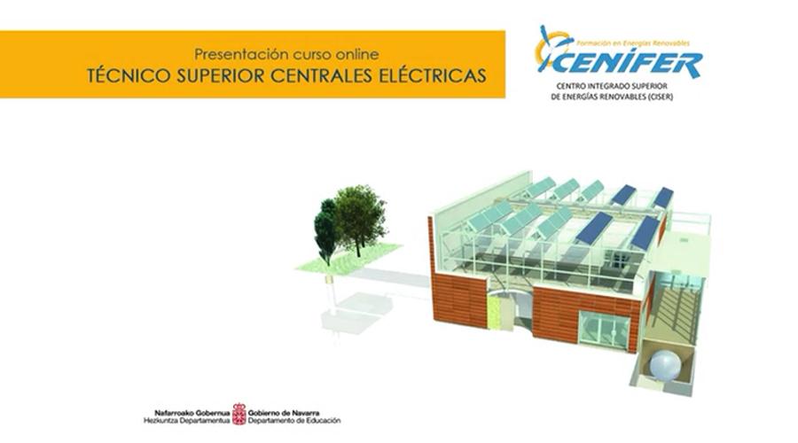 Presentación curso online | Técnico superior centrales eléctricas