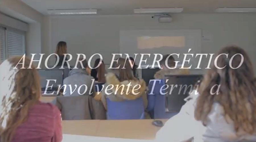 Taller de ahorro energético para el IESO Elortzibar de Noain