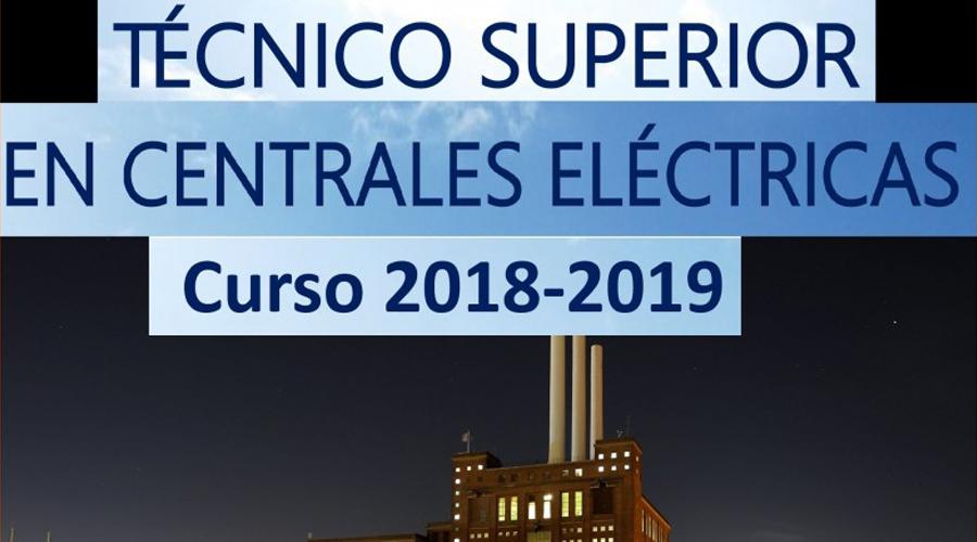 CICLO DE CENTRALES ELÉCTRICAS CURSO 2018-2019