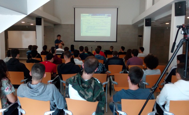 Cenifer Comienzo curso FP Ciser 2019-2020
