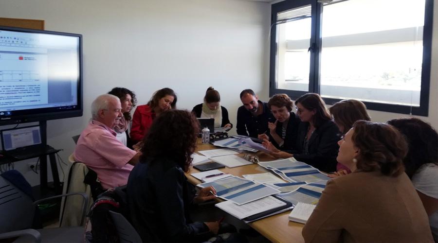 Cenifer visita CRN de Servicios Socioculturales de Mallorca - Son LLebre