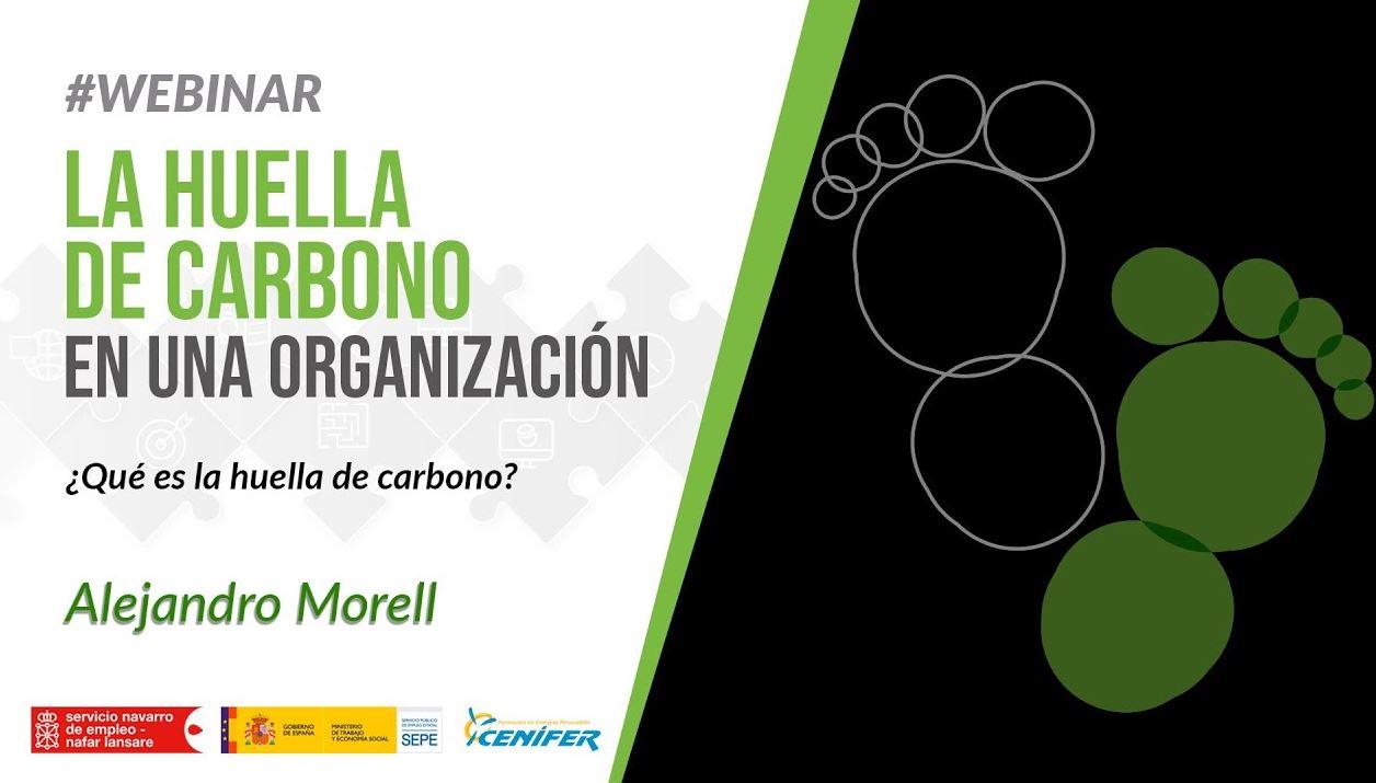 Cenifer-CICLO DE LA ENERGIA- La huella de carbono en una Organización 2020