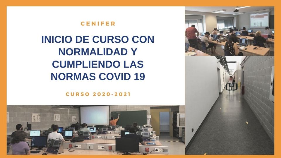 Cenifer-Centro de referencia energias renovables Curso 2020-2021 Covid19.