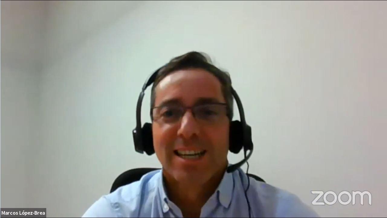 Cenifer-Jornada virtual puertas abiertas 2020- Webinar Sostenibilidad-una interesante visión-Marcos Lopez Brea