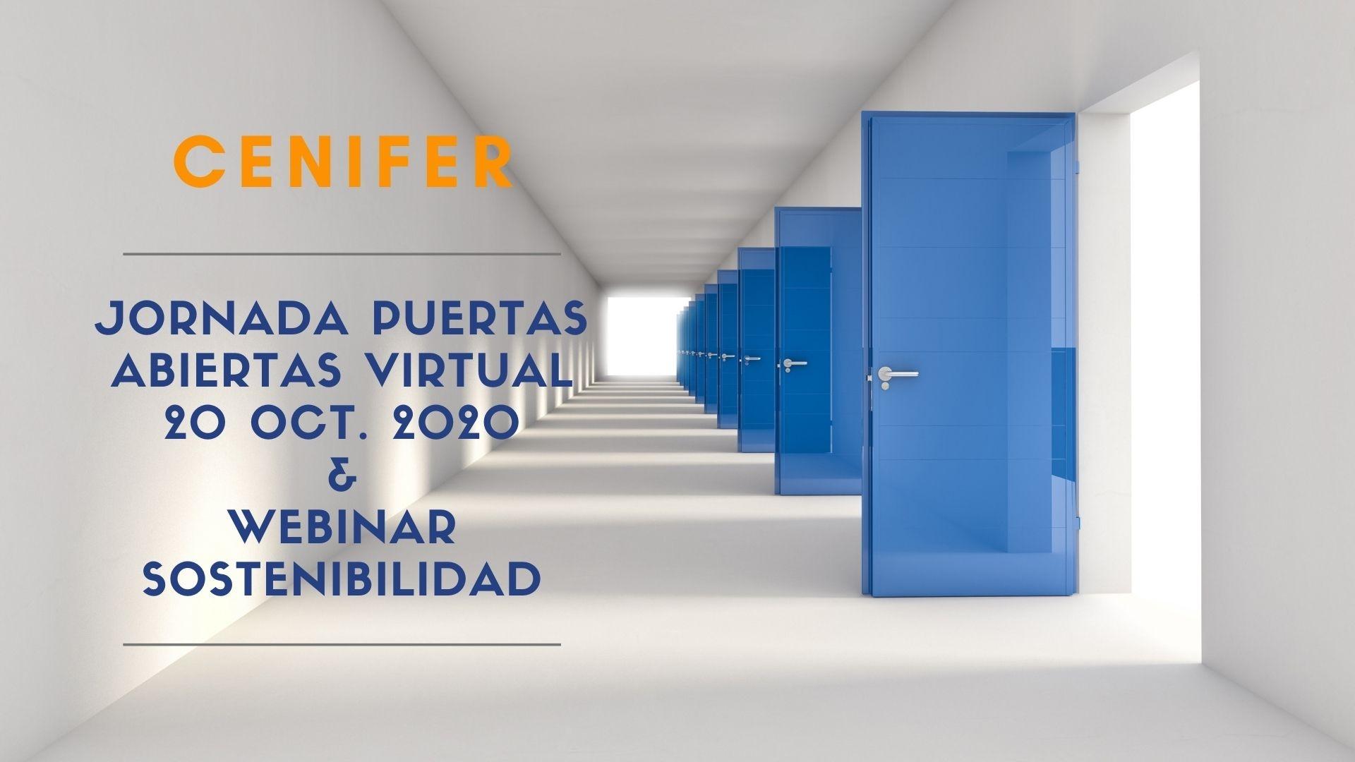Cenifer-Próxima Jornada virtual de puertas abiertas de CENIFER y Webinar de sostenibilidad 20oct2020-17