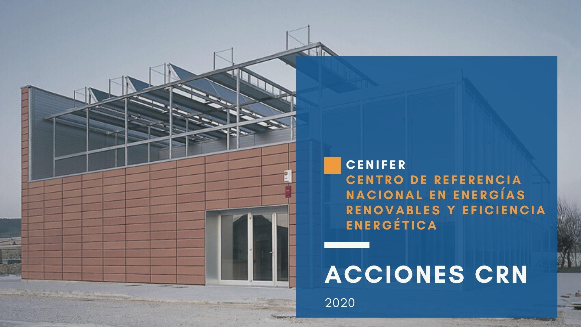 Cenifer-Plan de acciones CRN 2020