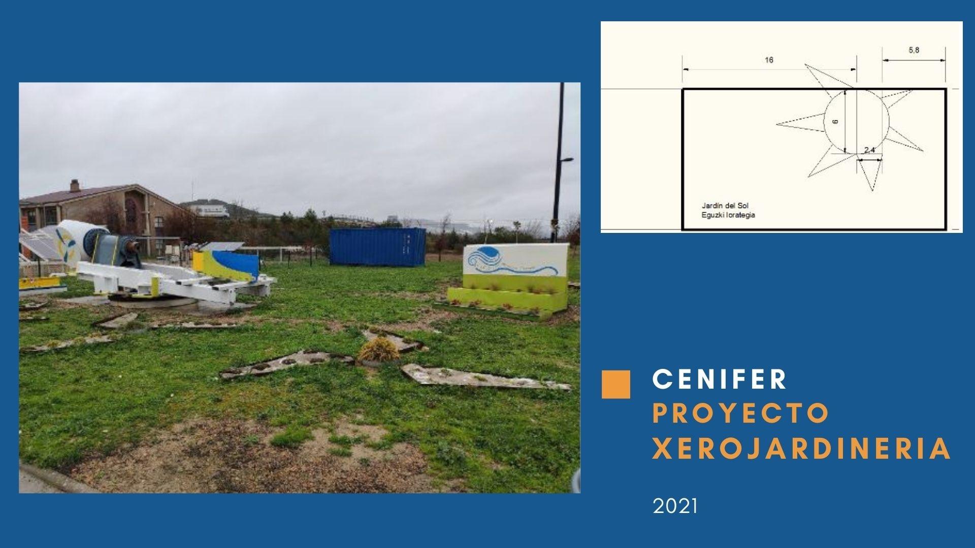 Cenifer - Proyecto Xerojardineria 2021