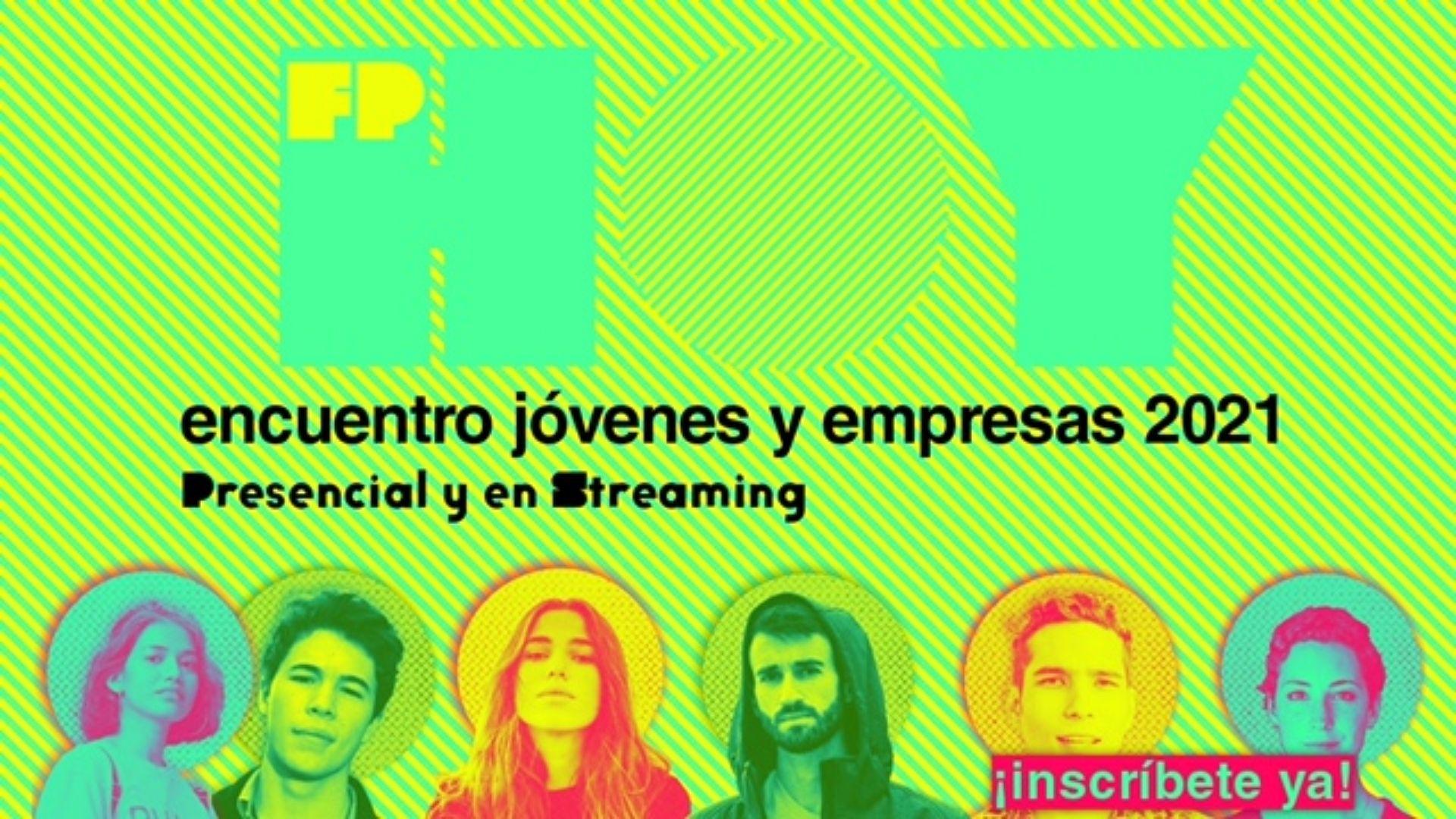 Cenifer-Fundación Laboral de Navarra encuentro jovenes y empresas on line 15.04.2021
