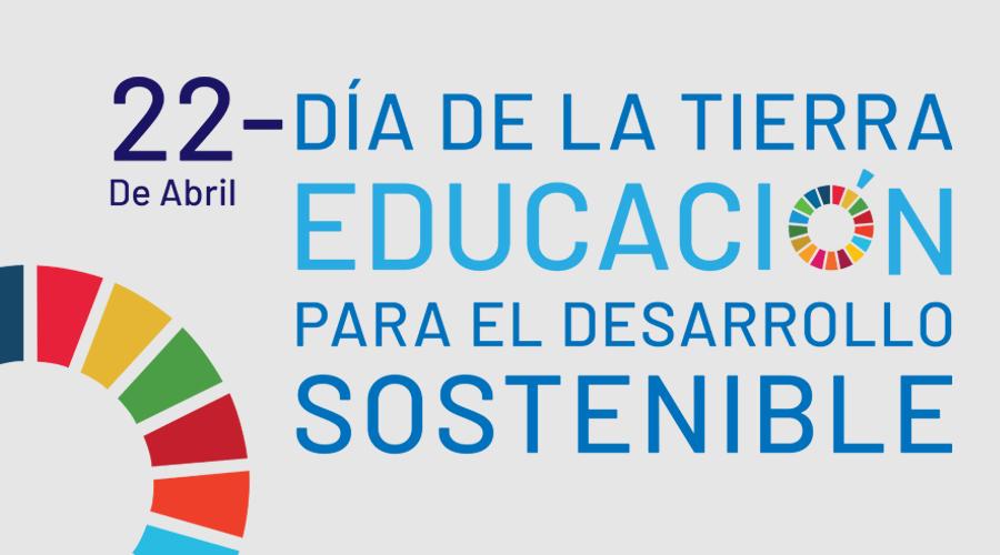 Cenifer - Día de la Tierra Educación para el desarrollo sostenible