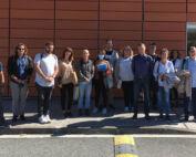 Cenifer visita proyecto europeo